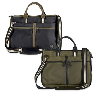 Sacs Collection Expandable Work Bag in Olive