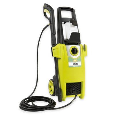 Sun Joe® Pressure Joe 1740 PSI Electric Pressure Washer in Green