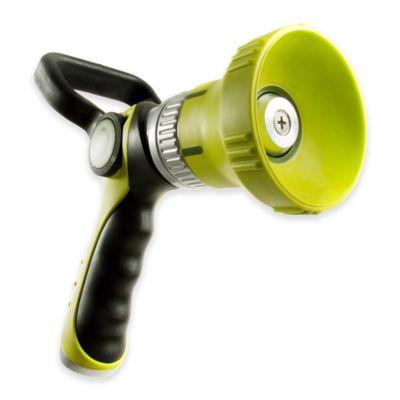 Green Fireman's Nozzle