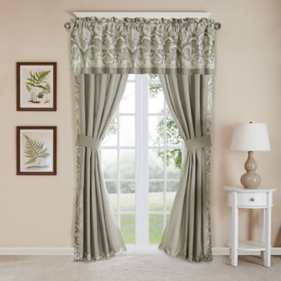 Harbor House Window Valance