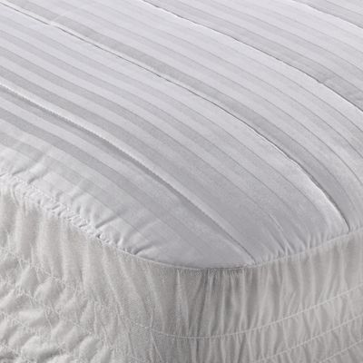 Wamsutta® Dobby Stripe Twin XL Mattress Pad