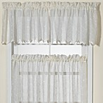 Diamante Kitchen Window Valance