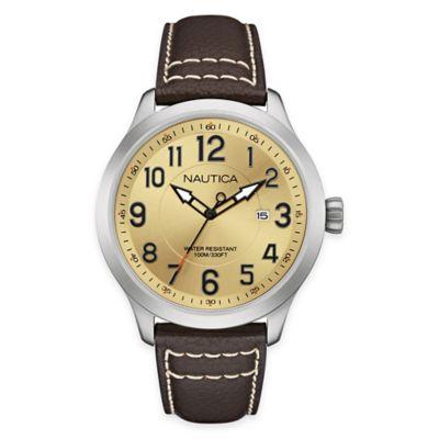 Nautica® Men's NCC 01 Watch Men's Watches