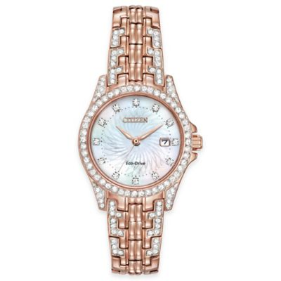 Splash Resistant Swarovski Watch