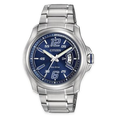 Citizen Eco-Drive Men's 43mm Watch Men's Watches