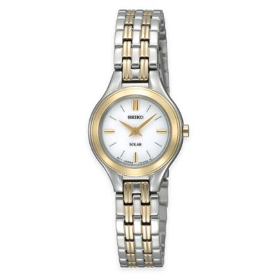 Seiko Solar Ladies' Classic Watch Women's Watches