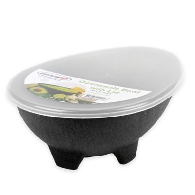 2-Piece Medium Guacamole Bowl with Lid