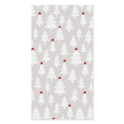 Winter Wonderland 20-Count Guest Towels