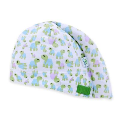 Tortle™ Large Adjustable Repositioning Beanie in Turtle