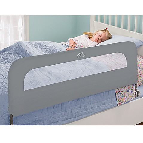 Home Safe By Summer Infant 174 Extra Long Folding Bed Rail In