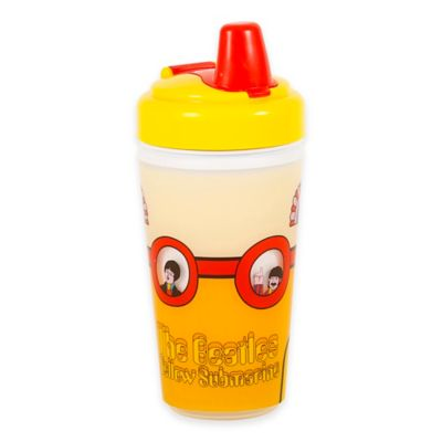 "Daphyls™ The Beatles ""Yellow Submarine"" Insulated Sippy Cup"