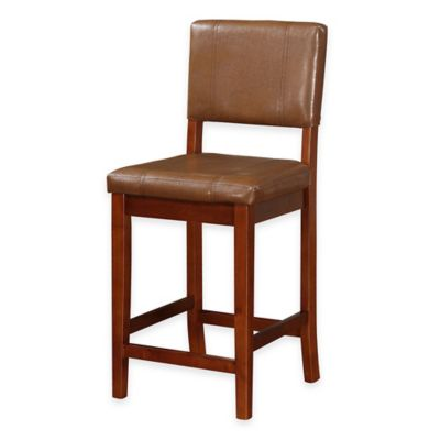 "Milano 24"" Counter Stool in Russet"