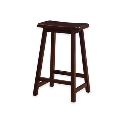 Brown Saddle Stools