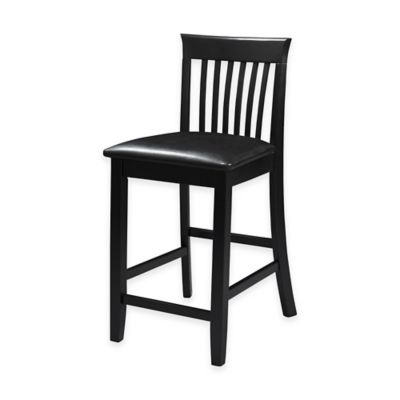 Torino Collection Craftsman 30-Inch Bar Stool