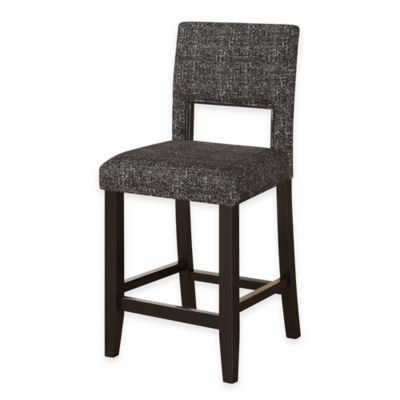 Vega 24-Inch Counter Stool in Myrtle Jet