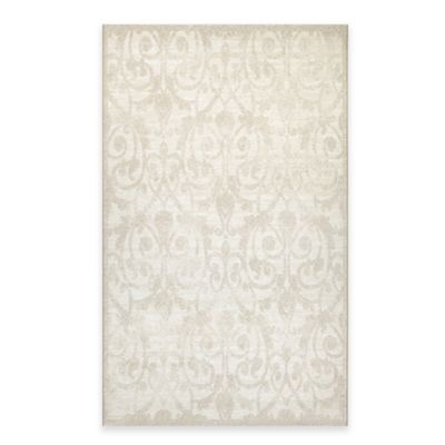 Couristan® Marina Cannes 9-Foot 2-Inch x 12-Foot 9-Inch Area Rug in Beige