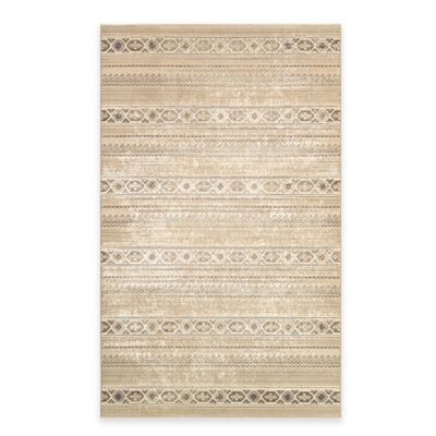Couristan® Marina Malta 2-Foot x 3-Foot 11-Inch Accent Rug in Tan