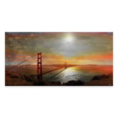 Frity 45-Inch x 22.5-Inch Canvas Wall Art