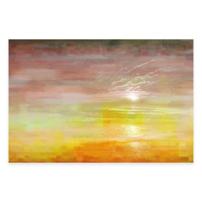 Breaking Dawn 36-Inch x 24-Inch Canvas Wall Art