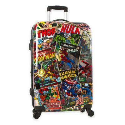 Marvel® Comics 26-Inch Hardside 4-Wheel Spinner