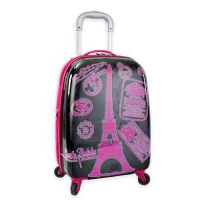 Heys® Eiffel Tower Tween Carry On Expandable Spinner
