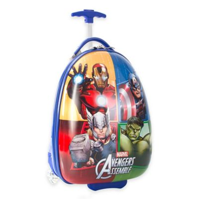 Marvel® Avengers Children's Rolling Carry On Suitcase