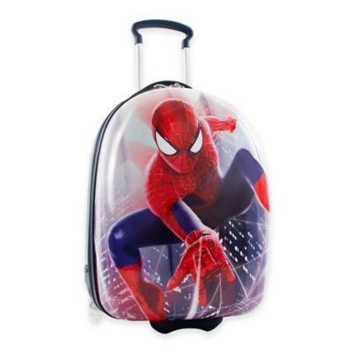 Marvel® Spider-Man Children's Rolling Carry On Suitcase