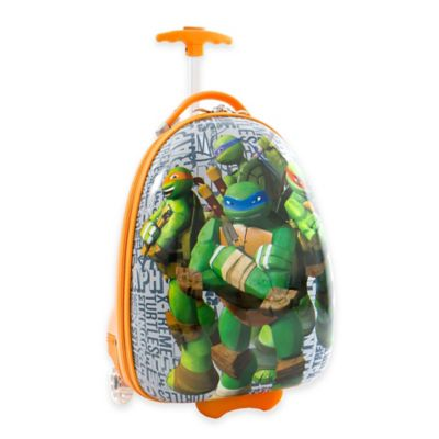Teenage Mutant Ninja Turtle Rolling Carry On Suitcase