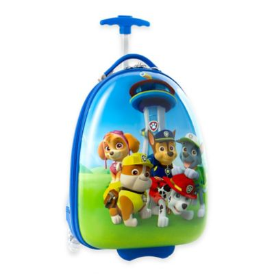 PAW Patrol 18-Inch Kids Rolling Carry On Suitcase