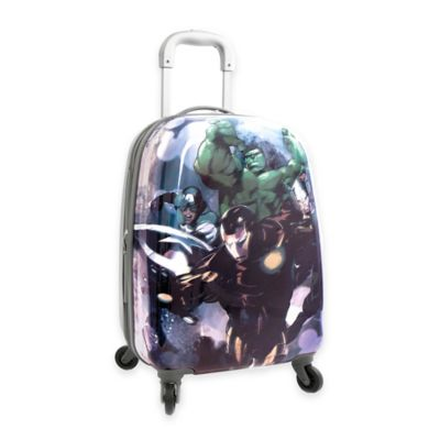 Marvel® Avengers Tween Carry On Expandable Spinner