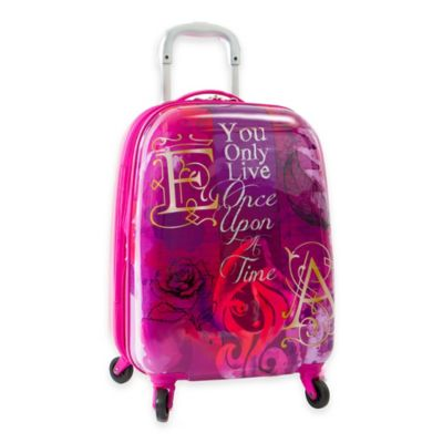 "Mattel® ""Once Upon a Time"" Tween Spinner Carry On"