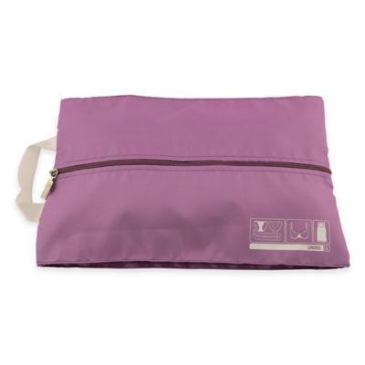 Flight 001 Spacepak Lingerie Packing Sleeve in Lavender