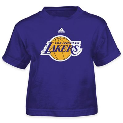 NBA Los Angeles Lakers Size 4T Short Sleeve Shirt in Purple