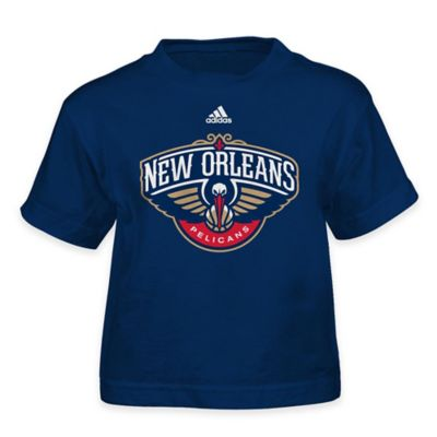 NBA New Orleans Pelicans Size 4T Short Sleeve Shirt in Blue