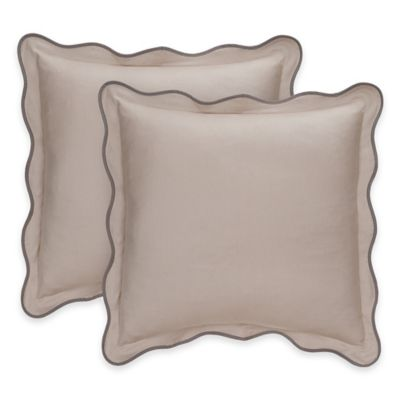 Colonial Williamsburg Eve European Pillow Sham