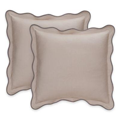Colonial Williamsburg Eve European Pillow Sham