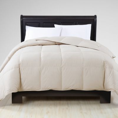VCNY Down Alternative King Comforter in Khaki