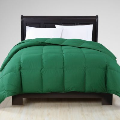 Green Down Filled Comforter