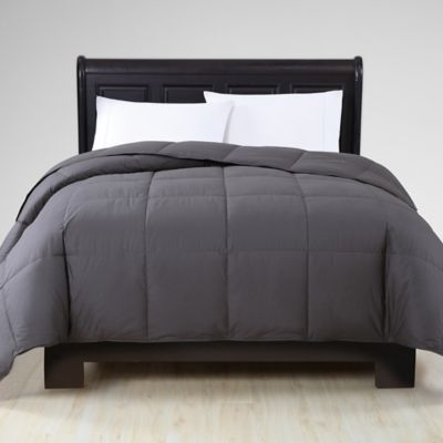 VCNY Down Alternative King Comforter in Iron