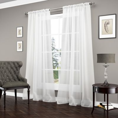 Vue 84 Window Curtain Panel