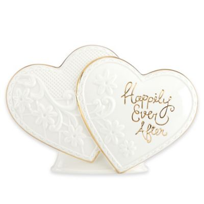 "Lenox® ""Happily Ever After"" Cake Topper"