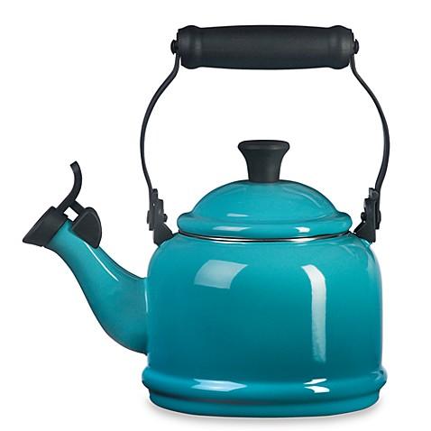 Buy Le Creuset 174 Demi 1 25 Quart Whistling Tea Kettle In