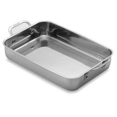 Cuisinart® Chef's Classic™ Stainless Steel 14-Inch Lasagna Pan