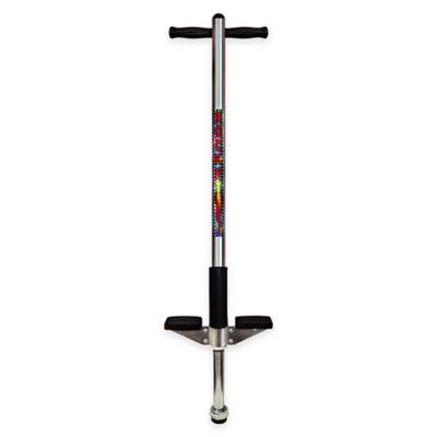 Flybar™ Chrome Rocket Pogo Stick