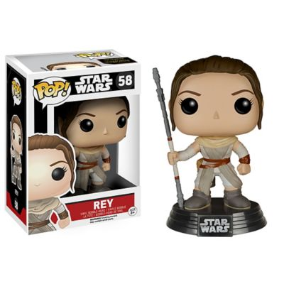 Funko Pop! Star Wars™ Episode VII: Rey