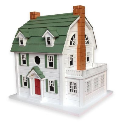 Home Bazaar Dutch Colonial Birdhouse