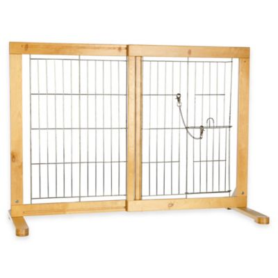 Freestanding Pet Barrier Dog