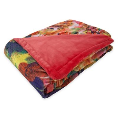 Tracy Porter® Poetic Wanderlust® Willow Velvet Throw