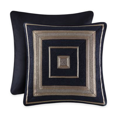 Black European Pillow Shams