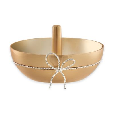 Gold Ring Holder